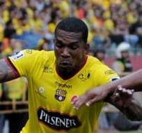 GUAYAQUIL, Ecuador.- Suárez marcó la primera conquista 'Torera'. Foto: API.