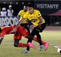 GUAYAQUIL, Ecuador.- Alvez debutó con un gol. Foto: API.