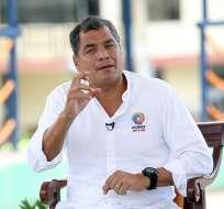 BOLÍVAR, Ecuador.- El Ejecutivo alista un paquete de reformas laborales que enviará a la Asamblea Nacional. Foto: Presidencia