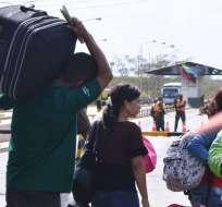 VENEZUELA.- Venezuela deportó a 39 colombianos y repatrió a siete menores de la misma nacionalidad. Foto: Archivo