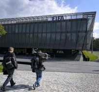 Los cambios en los estatutos de la FIFA son una medida urgente que se resolverá en el próximo congreso.