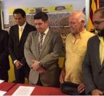 El directorio presidido por José Francisco Cevallos ha logrado importantes acuerdos para reducir el déficit.