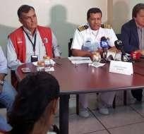 Rumor sobre la muerte de varios pescadores por el virus del Ébola fue desmentido. Foto: Armada de Ecuador