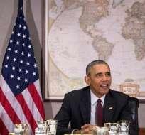 Obama presentó un nuevo plan para tratar de clausurar la cárcel de Guantánamo. Foto: EFE