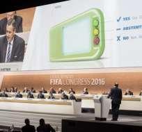 La FIFA aprobó un paquete de reformas para transparentar su imagen.