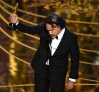 Los premios dieron pie a los apasionantes discursos y también a las críticas. Foto: AFP