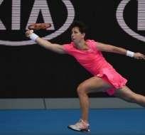 Carla Suárez ahora ocupa la sexta posición del ránking de la WTA tras el título obtenido en Doha.