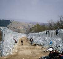 La portavoz del gobierno dijo que necesitan unos 480 millones de euros para el plan. Foto: AFP
