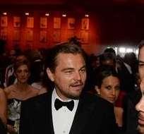 Leonardo DiCaprio jamás podrá olvidar la gran noche en la que ganó su primer Oscar .