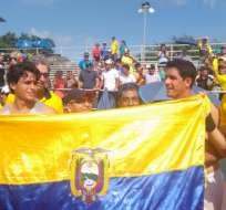 Ecuador venció 3-0 a Barbados y jugará ante Brasil en la siguiente ronda de la Copa Davis.