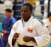 La judoca ecuatoriana Vanessa Chalá obtuvo medalla de bronce en el Panamericano de Perú.