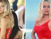 Kelly Rohrbach será la salvavidas C. J. Parker, interpretada en la versión original por Pamela Anderson. Foto: Collage.