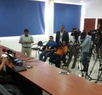 """Según las autoridades, hay 6 detenidos vinculados al líder de la banda """"Junior""""."""