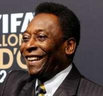 RÍO DE JANEIRO, Brasil.- Cerca de 2.000 piezas serán puestas en subasta por Pelé.