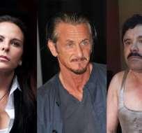 MÉXICO.- Según la actriz, no le dieron el mismo trato que a Penn en su relación con el narco. Foto: Internet