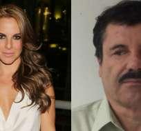 La actriz dice que no recibió financiamiento del narcotraficante para su marca de tequila.