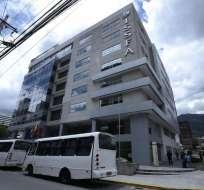 ECUADOR.- Las asignaciones pendientes del Estado con el instituto de las FF.AA. sería la causa. Foto: API