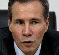 """""""Sabía que pase lo que pase yo esto lo tenía que hacer"""", se escucha decir a Nisman. Foto: Archivo"""
