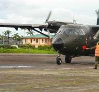 ECUADOR.- El avión Aravá tiene la capacidad de operar a partir de pistas poco preparadas. Foto: Flickr