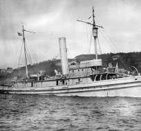 EE.UU.- USS Conestoga desapareció misteriosamente con su 56 miembros de la tripulación. Foto: Archivo