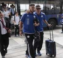 La selección guaraní emprendió vuelo a Quito para jugar con Ecuador por eliminatorias.
