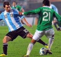 BUENOS AIRES, Argentina.- Los 'Albicelestes' sumaron una victoria en Chile y ahora buscan de local.