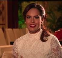Cecilia Cascante dice que varios episodios podrían poner en jaque a las parejas. Foto: Ecuavisa