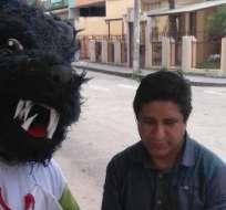LOJA, Ecuador.- La Liga de Loja atraviesa una situación económica difícil, que le lleva a adeudar sueldos a sus jugadores. Foto: API.
