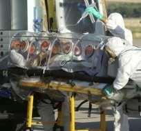ÁFRICA.- La epidemia, que comenzó en diciembre de 2013, dejó más de 11.300 personas fallecidas. Foto: Archivo