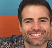 El actor de 37 años recientemente culminó su intervención en la telenovela La Viuda Negra 2. Foto: Ecuavisa.