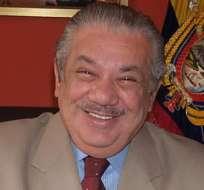 ECUADOR.- El político guayaquileño ocupó varios cargos públicos, entre ellos embajador en España. Foto: Archivo