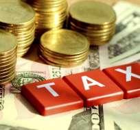 ECUADOR.- El mandatario dedicó una hora y media de su enlace para explicar las reformas tributarias. Foto: Archivo