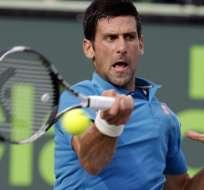 El serbio Novak Djokovic podría imponer nuevas marcas en caso de ganar el título del Masters 1.000 de Miami.