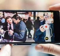 """los usuarios podrán aplicarles filtros y Facebook permitirá hacer """"streaming"""" en los grupos."""