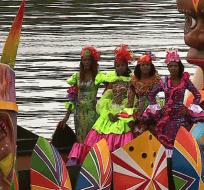 Este desfile tiene como objetivo impulsar una cultura de confraternidad.