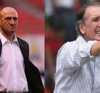 Guillermo duró y Luis Soler son dos de las opciones que tiene Mushuc Runa para reemplazar a Pizarro.