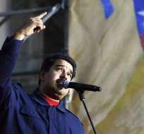 El presidente venezolano asegura que hay campos paramilitares levantados para atacarlo. Foto: Archivo