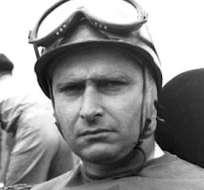 LIVERPOOL, Inglaterra.- Fangio ganó cinco campeonatos en los años 50.