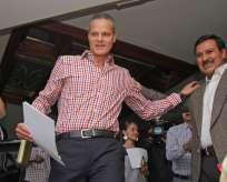 QUITO, Ecuador.- Paz considera que si se paraliza el torneo debe reorganizarse la segunda etapa. Foto: API.
