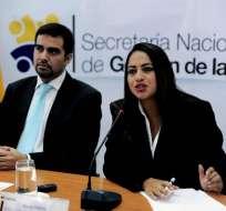 QUITO, Ecuador.- Según la secretaría de la política, el mandatario informará un plan de reconstrucción. Foto: API