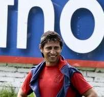 El uruguayo Marcelo Fleitas demandará a Deportivo Quito por despido intempestivo.