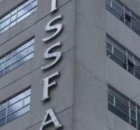 El presidente de la República, Rafael Correa, criticó el manejo del Issfa. Foto: Archivo de Ecuavisa.