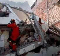 Gobierno comenzó el trabajo para definir cuánto costará la reconstrucción de las zonas afectadas por el terremoto. Foto: Archivo de Ecuavisa