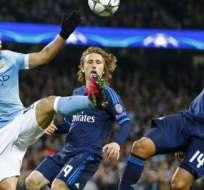 Real Madrid y Manchester City empataron sin goles en la ida de semifinal de Chmapions.