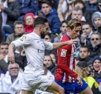 MADRID, España.- El derbi de Madrid definirá al campeón de Europa. Foto: EFE.