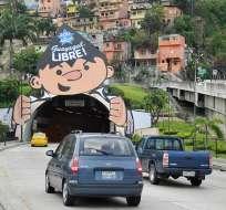 La circulación por los túneles de los cerros Santa Ana y El Carmen, en el centro de Guayaquil es segura en ambos sentidos, informó el Municipio de la ciudad. foto: Municipio de Guayaquil