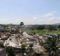 Pedernales, Manabí.- La OMT pretende aumentar los flujos turísticos en Manabí tras el terremoto. Foto: API