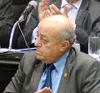 GUAYAQUIL, Ecuador.- Francisco Acosta cuando ejercía como secretario de la FEF.