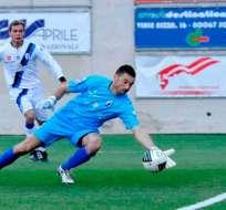 ROMA, Italia.- Pugliesi se convertirá en el jugar con más edad en debutar en el fútbol italiano.