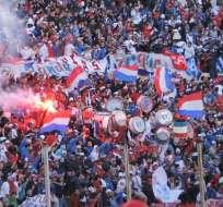 MONTEVIDEO, Uruguay.- La afición de Nacional llenará el estadio para la vuelta ante Boca.